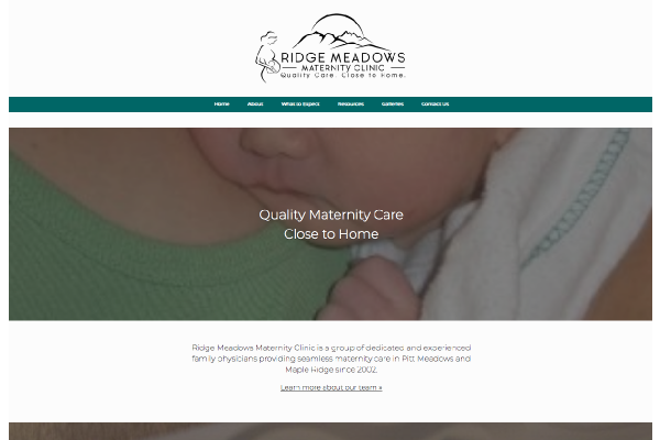 Ridge Meadows Maternity Clinic
